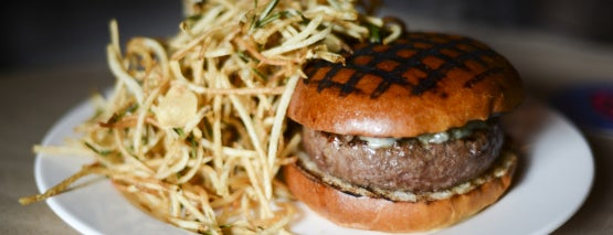 The Spotted Pig is one of NY Best Burgers (Readers Choice + Critic Picks).