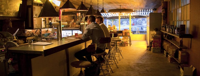 Alphabet City Beer Co. is one of Laptop friendly bars.