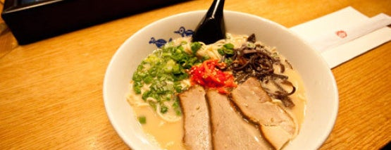 Menchanko-Tei is one of Best Ramen Restaurants.