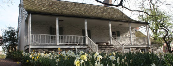 Dyckman Farmhouse Museum is one of Astounding Museum Facts.