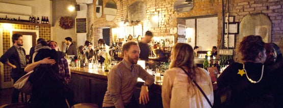 Evelyn Drinkery is one of NYC Thrillist.