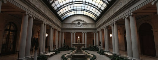 The Frick Collection is one of New York City.