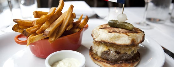 Little Prince is one of Ten Best New Burgers.