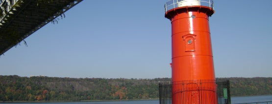 Little Red Lighthouse is one of Astounding Museum Facts.