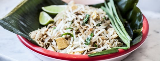 Pok Pok Phat Thai is one of 10 Best New Cheap Eats in NYC.