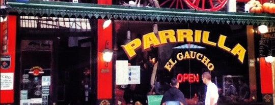 Parrilla El Gaucho is one of Marco 님이 저장한 장소.
