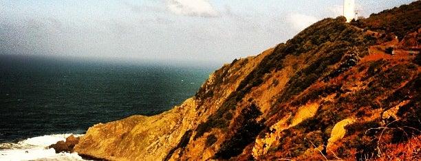 Faro de Gorliz is one of My top in BILBAO & around.
