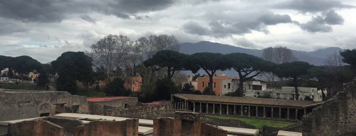 Pompei is one of Napoli city guide.