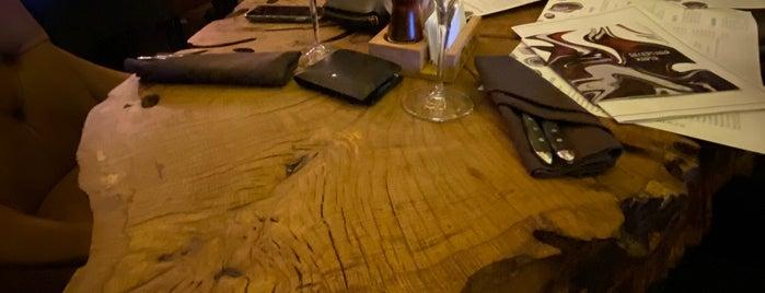 Cafe Гости is one of Роза Хутор.