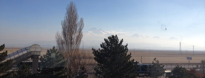 Erciyes Manzarası is one of Vedatさんのお気に入りスポット.
