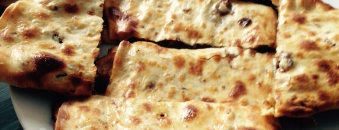Hıtap pide lahmacun ve tava restoran is one of Oguz 님이 저장한 장소.