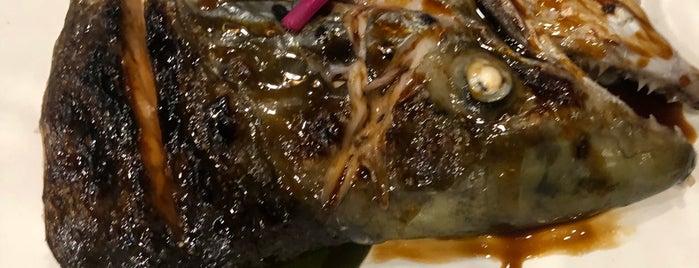 Kabocha Sushi is one of Marisa 님이 좋아한 장소.