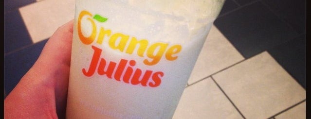 Orange Julius is one of kazahel 님이 좋아한 장소.