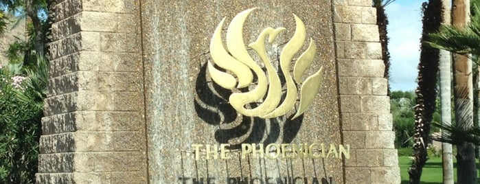 The Phoenician is one of AZ.