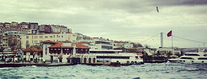 Beşiktaş is one of Must-visit Great Outdoors in Istanbul.