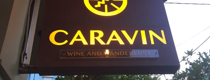 Caravin is one of Athens.