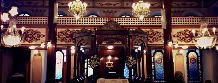 Synagogues In Turkey