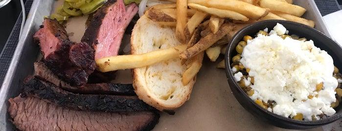 Q Texas BBQ Smokehouse is one of Lieux sauvegardés par Alfonso.
