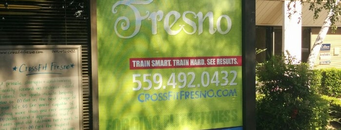 CrossFit Fresno is one of Cali w/ Katie.