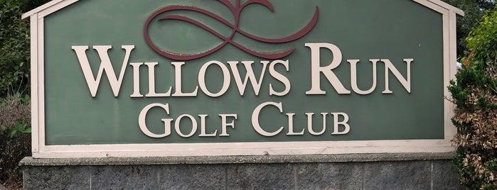 Willows Run Golf Course is one of Orte, die Drew gefallen.