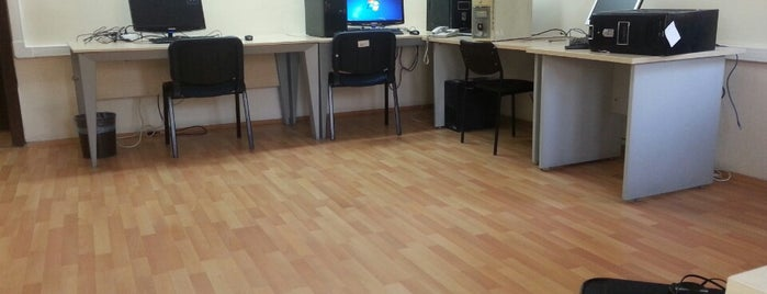 Gazi Üniversitesi Bilgi İşlem Daire Başkanlığı is one of Lieux qui ont plu à Ladybug.