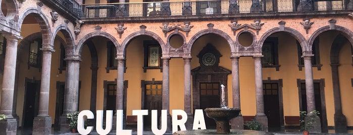 Secretaría de Cultura del Gobierno del Estado is one of Pabloさんのお気に入りスポット.