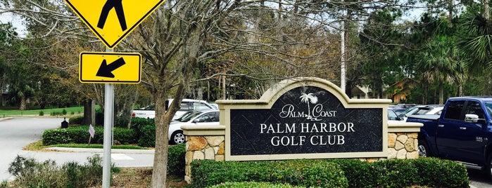 Palm Harbor Golf Club is one of Tempat yang Disukai Rob.