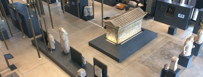 Troya Müzesi-Museum Of Troy is one of Orte, die Banu gefallen.