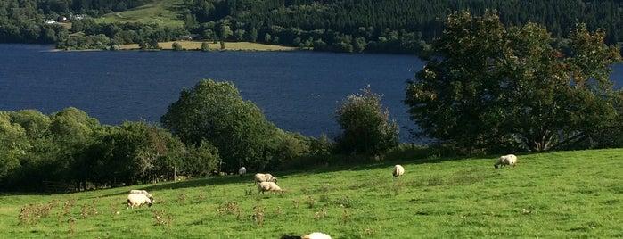 Loch Tummel is one of Orte, die Banu gefallen.