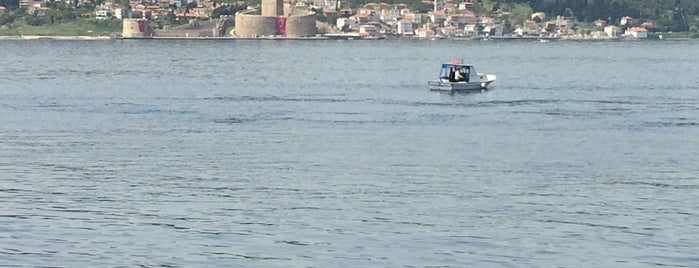 Çanakkale Marina is one of สถานที่ที่ Banu ถูกใจ.