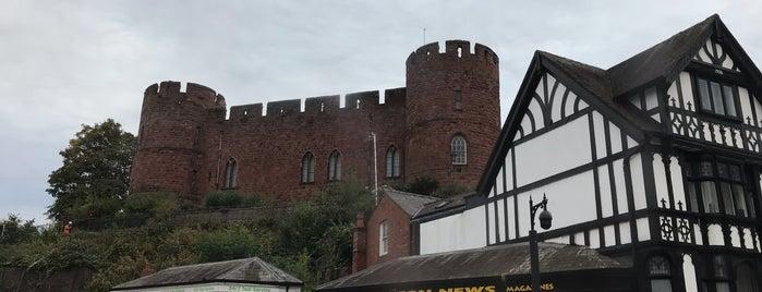 Shrewsbury is one of สถานที่ที่ Banu ถูกใจ.
