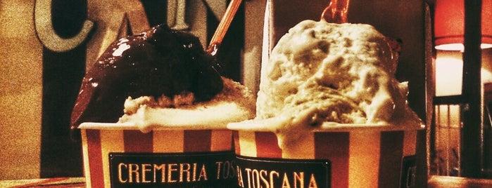Cremeria Toscana is one of Els millors gelats de Barcelona.