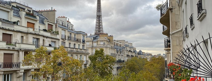 Hôtel de La Bourdonnais is one of arzu's Liked Places.