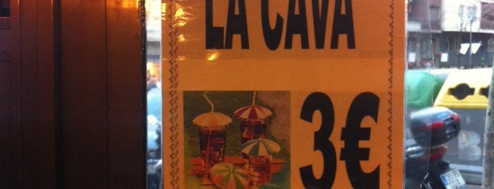 Bar La Cava is one of Barna.