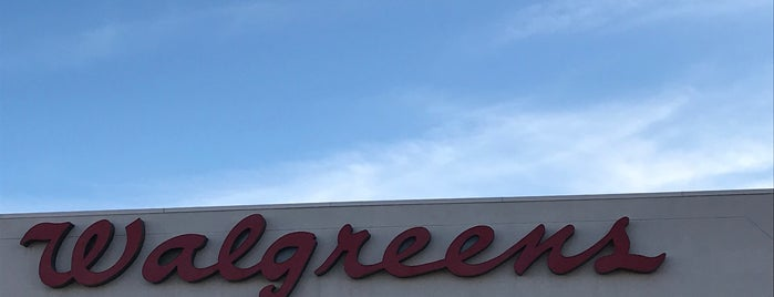Walgreens is one of #61-80 Places for Road Trip in HITM.