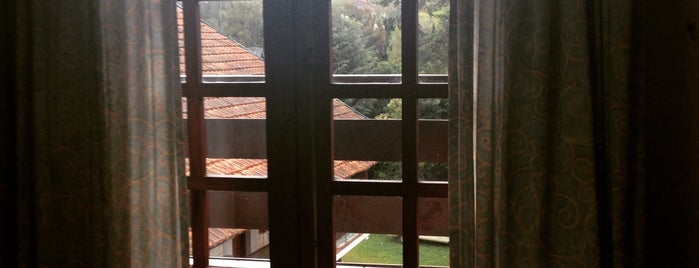 Campos Do Jordao Garden Hotel is one of Orte, die Daniel gefallen.