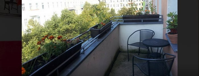 Apartment is one of berlin.