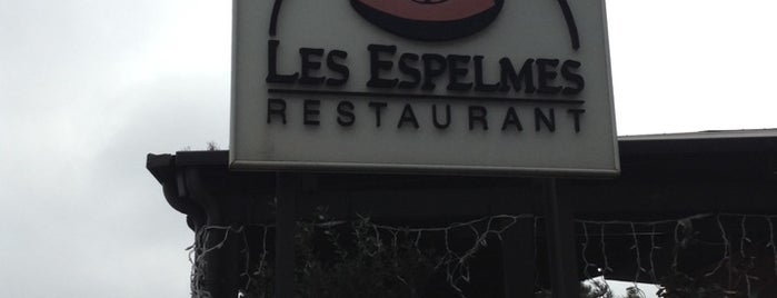 Restaurant Les Espelmes is one of Terrazas.