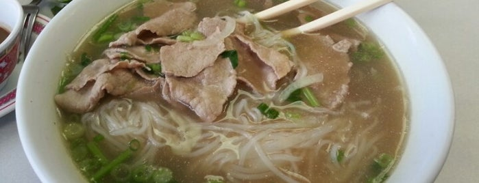 Pho Nam is one of * Fort Worth Restaurants Are Gr8—Kurt's Favorites.