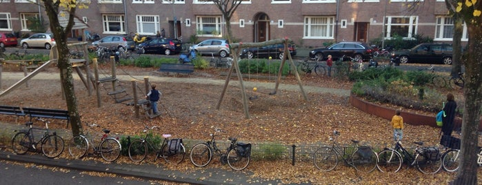 Speeltuin Van Tuyll is one of Playgrounds in Amsterdam.