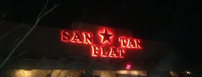 San Tan Flat is one of Locais curtidos por Jonathan.