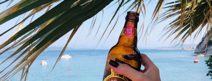 Alya Beach is one of izmir gidilecekler.