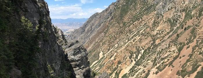 Timpanogos Cave National Monument is one of Tempat yang Disukai Rex.