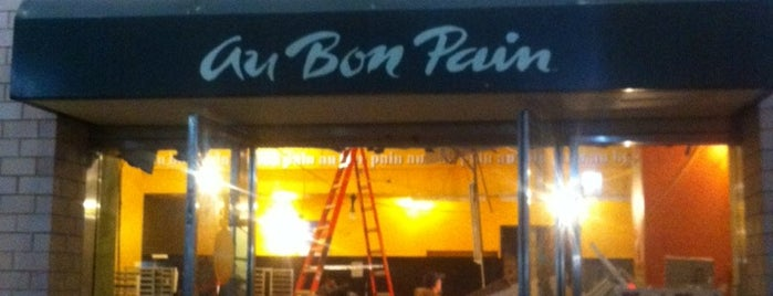 Au Bon Pain is one of Mei 님이 좋아한 장소.