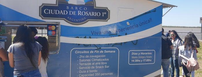 Barco Ciudad de Rosario 1° is one of Rosario.