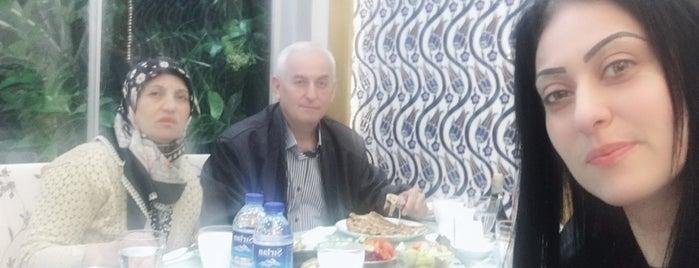Özen Pide is one of Orhan.