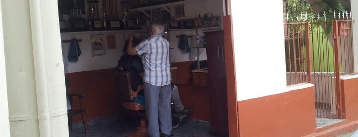Barbearia Magalhães is one of Pretty Cool!.