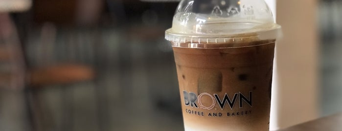 Brown Coffee is one of Cambodia.