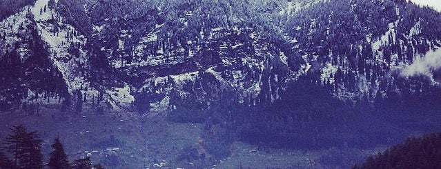Old Manali is one of India North.