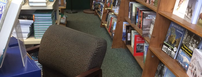 Fact & Fiction Bookstore is one of Missoula.